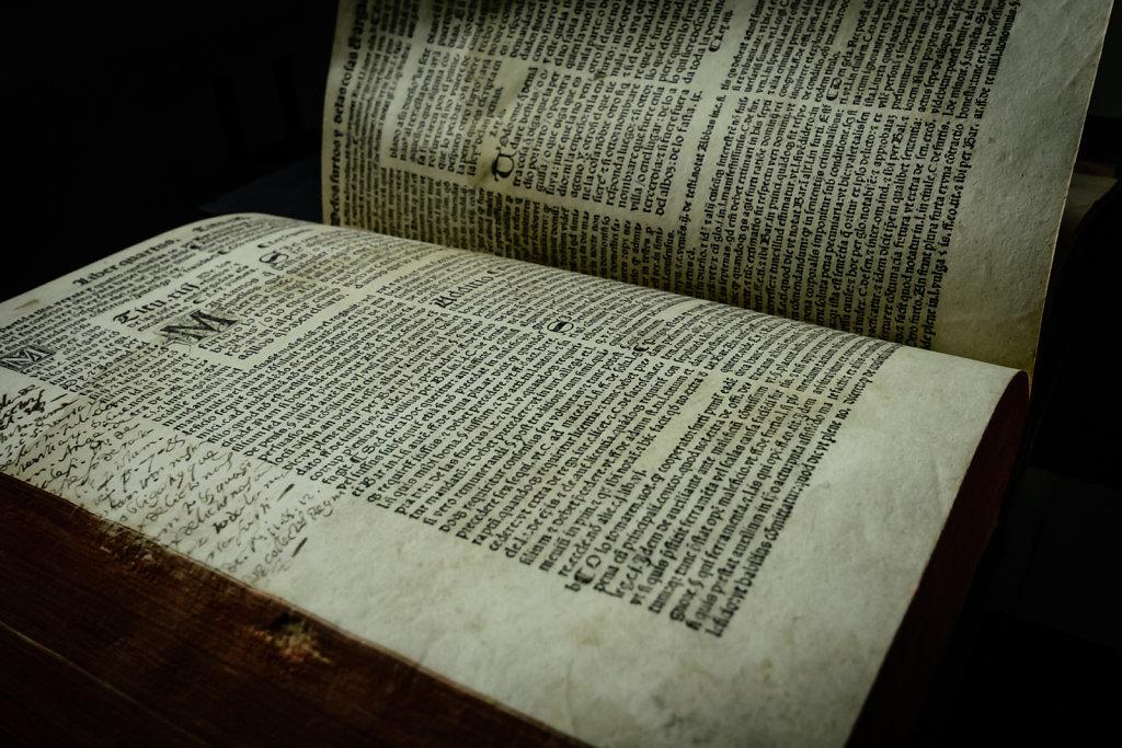Notizen beim Lesen